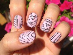 geometriske negler